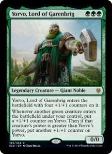 Yorvo, Lord of Garenbrig